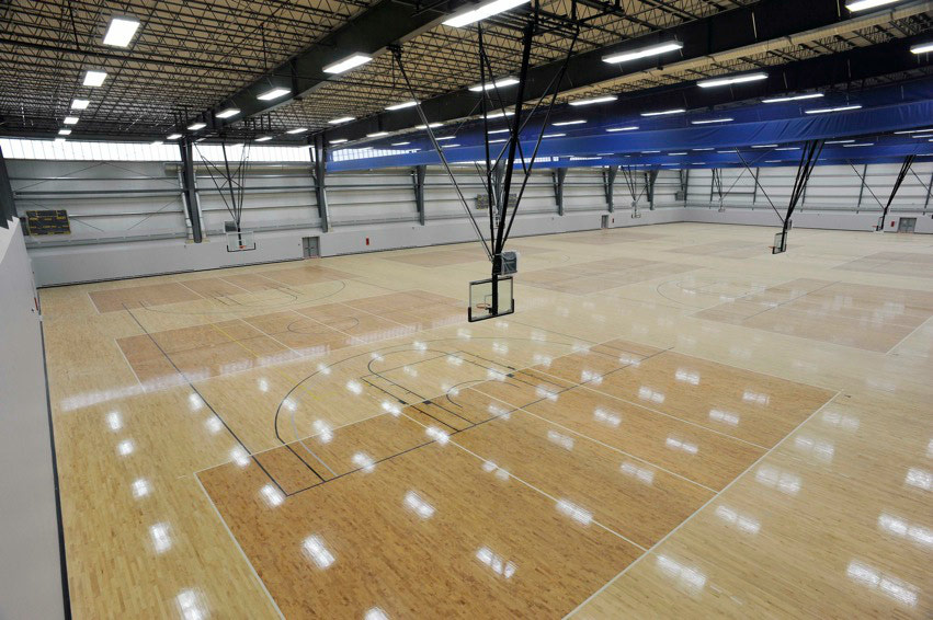 LED lighting solutions for a sport complex