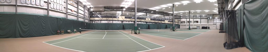 LED lighting solutions for a rec centre